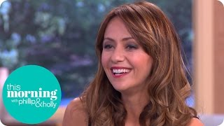 Corrie's Samia Longchambon Despairs at Some of Her Character's Choices | This Morning