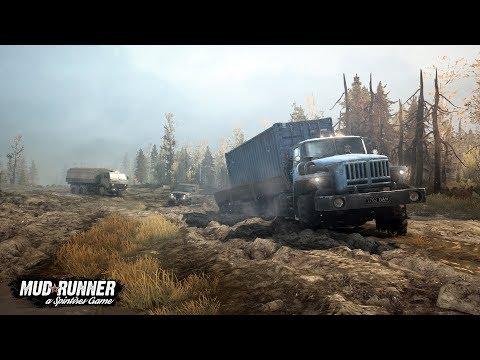 Spintires: Mud Runner. Przecieramy szlaki! #4