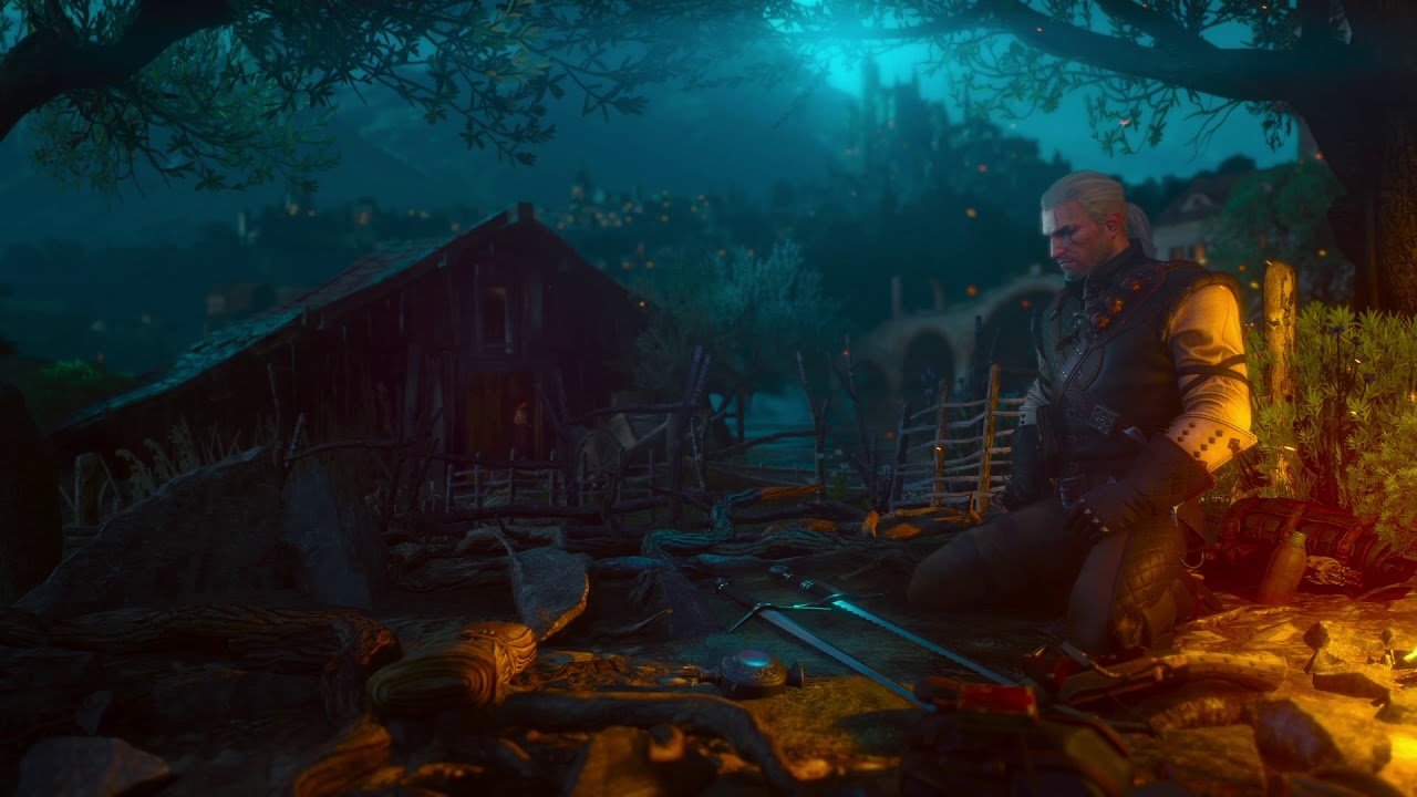 The Witcher 3 Blood And Wine Wallpaper Engine Live Youtube