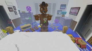 Minecraft Xbox - Five Nights At Freddy's - Hunger Games