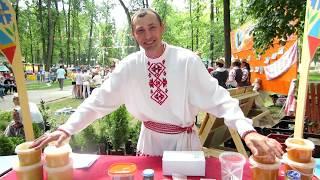 Пчеловодство.Как и где продать мёд и продукты пчеловодства.Продажа мёда на фестивале Золотая пчёлка.