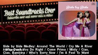 The Barry Sisters - Side by Side Medley: Around The World / Cry Me A River / Why Don't You Do Right