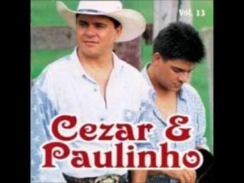 CEZAR E PAULINHO CD COMPLETO,VOL 13