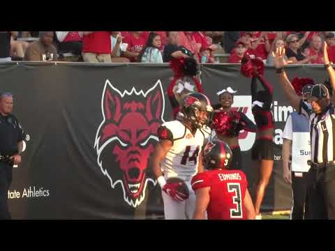 SEMO Football Highlights at Arkansas State - Sept. 1, 2018