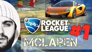 Rocket League : Türkçe - McLaren Serisi #1 || Diamond 1'e Düştük ! Video