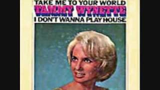Watch Tammy Wynette It Keeps Slipping My Mind video