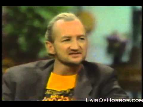 Robert Englund On CBS: This Morning- 1991