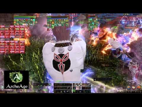 Archeage Siege - Retard Mafia vs Forestcrow