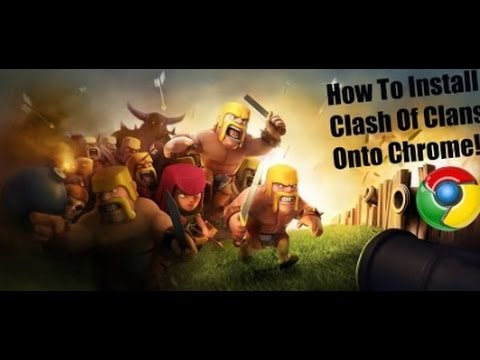 How to download Clash of Clans on Chromebook