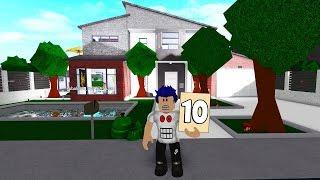 Nous EVALUATE HOUSES dans BLOXBURG-Roblox aventure #15