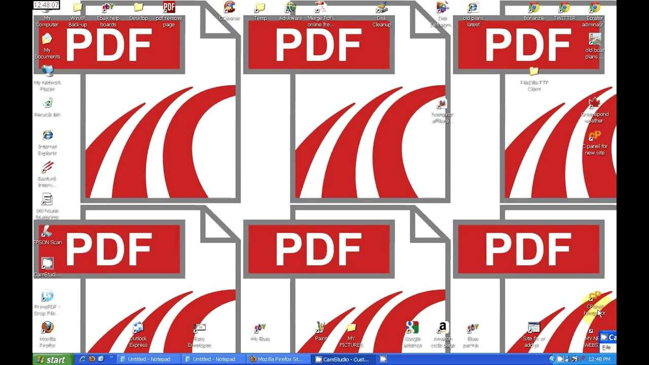how to add or remove pages from pdf