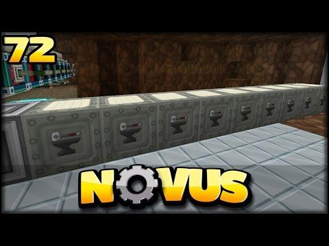 Rolling Machine Automatisiert !!! | Minecraft NOVUS #72 | Minecraft Modpack
