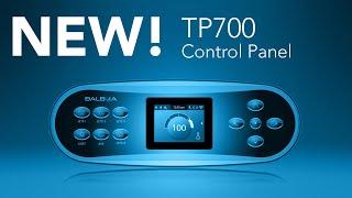 10763 Product Code Balboa VL801D Overlay 8 Button 2 Pump /& Air
