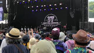 2018.7.27 GREEN STAGE.