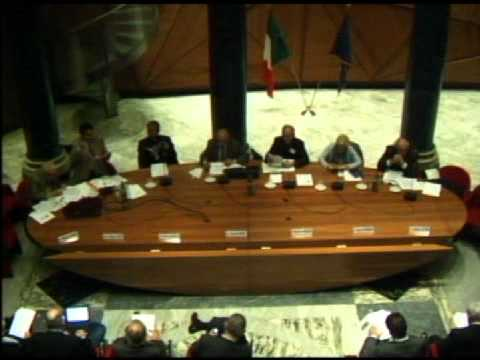 Convegno Caritas - On. Paolo Ciofi