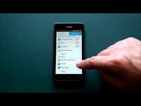 Huawei Ascend Y530 - unboxing