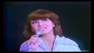 "Japanese musical star Jun Anna is singing ""The Man I Love"" in 1978 ..."