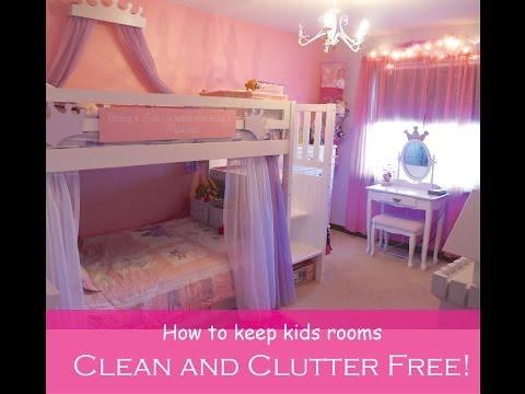 Little Girls Shared Room Tour