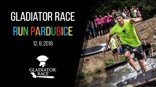 GLADIATOR RACE / RUN PARDUBICE 2018 official
