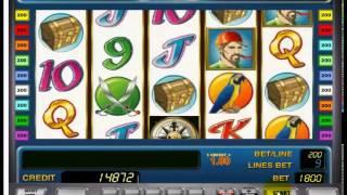 игровой автомат пират шарки