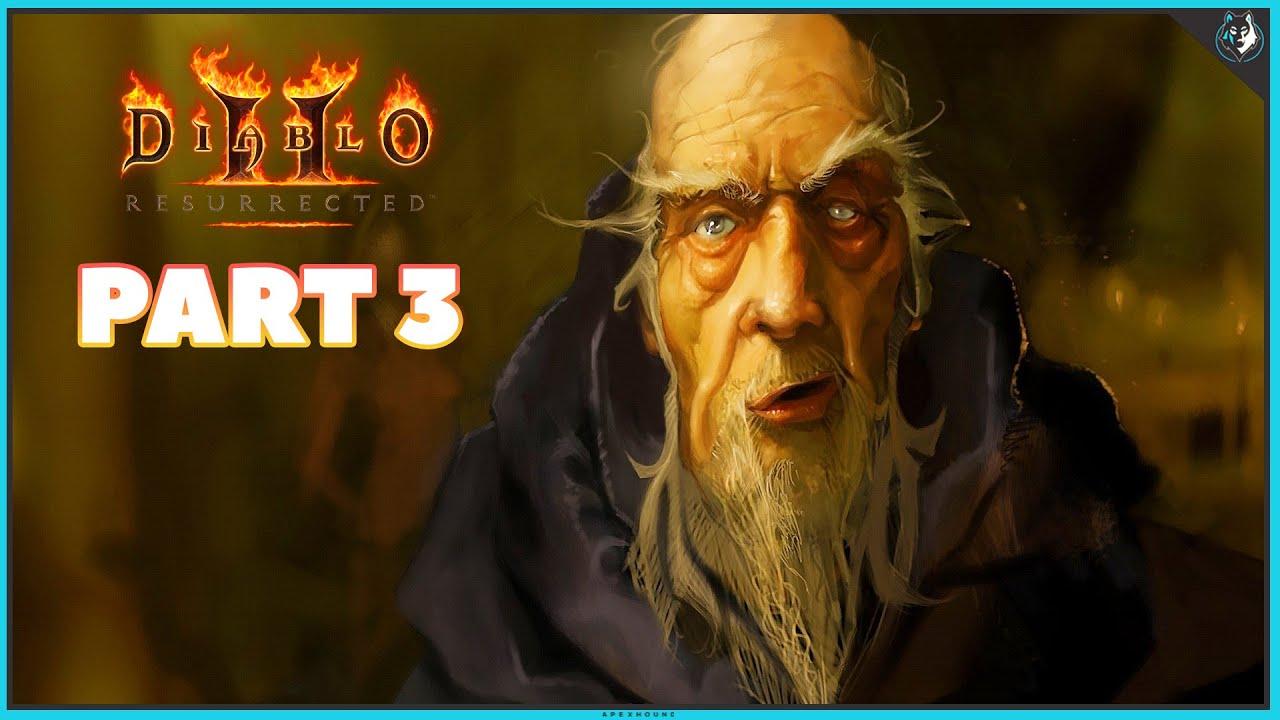 Download Diablo 2 Resurrected Campaign Playthrough - Part 3 - TRISTRAM'S TERROR (PS5 Gameplay)