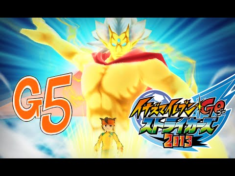 Download inazuma eleven go strikers 2013 and emulator dolphin save data