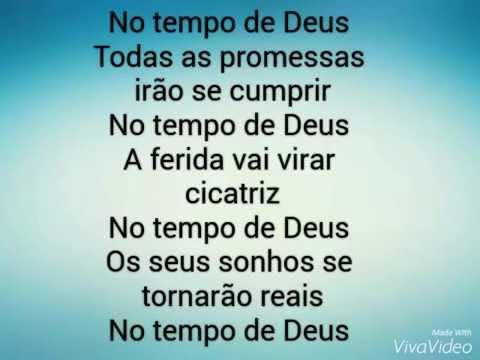 04 Tempo De Deus Elaine Martins Youtube