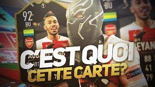 FIFA 19 -  AUBAMEYANG 92 BEAUCOUP TROP FORT ? 3 ANIMATIONS A LA SUITE !!