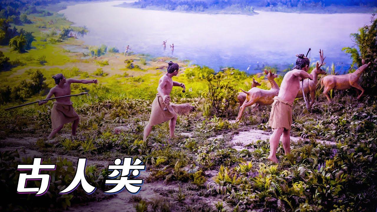 6万年前的古人类不会说话是如何造船,横渡大洋殖民新大陆【宇宙自然生命简史】