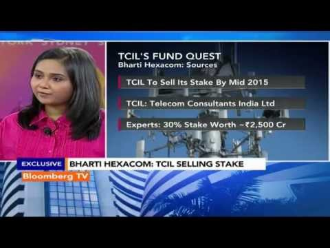 Market Pulse: Bharti Hexacom: TCIL Selling Stake