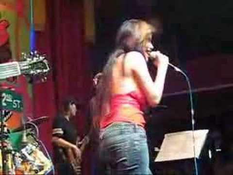 I don't wanna miss a thing - Aerosmith cover by aegis band