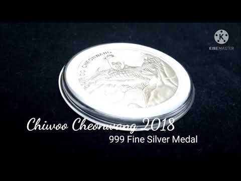 012 Silver Chiwoo