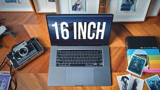 MacBook Pro 16-Inch: A Photographer