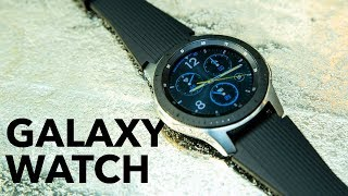 Samsung Galaxy Watch im Test: das Hands-on | deutsch