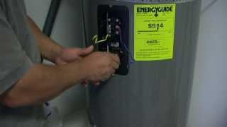 Reparando Calentador De Agua (Water Heater)