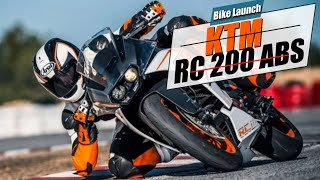 KTM RC 200 ABS LAUNCHED IN INDIA | PRICE | BOOKING | Rival YAMAHA R 15 V3 & Bajaj RS 200 | PP Vlogs