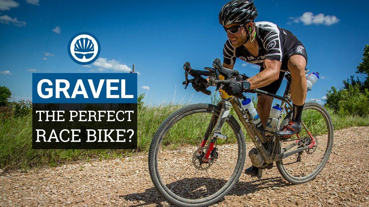 The Perfect Gravel Race Bike