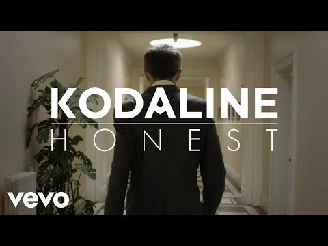 Kodaline - Honest (Lyric Video)