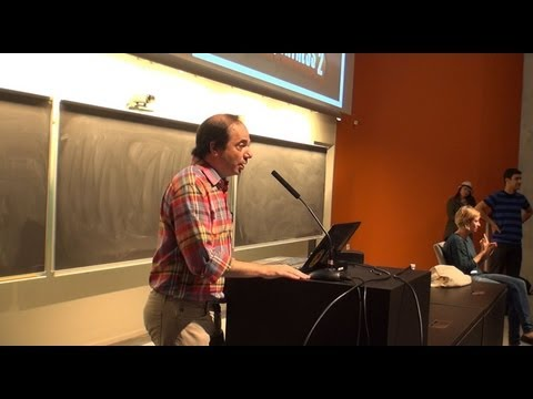 "Richard Garfield - ""Luck in Games"" talk at ITU Copenhagen"