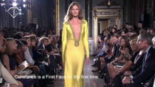 Constance Jablonski Talks - First Face Countdown Spring 2010 | FashionTV - FTV