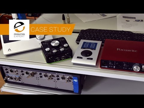 Case Study - Audio Interface Technical Testing