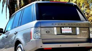 2007 Land Rover Range Rover 4WD 4dr SC (National City, California)