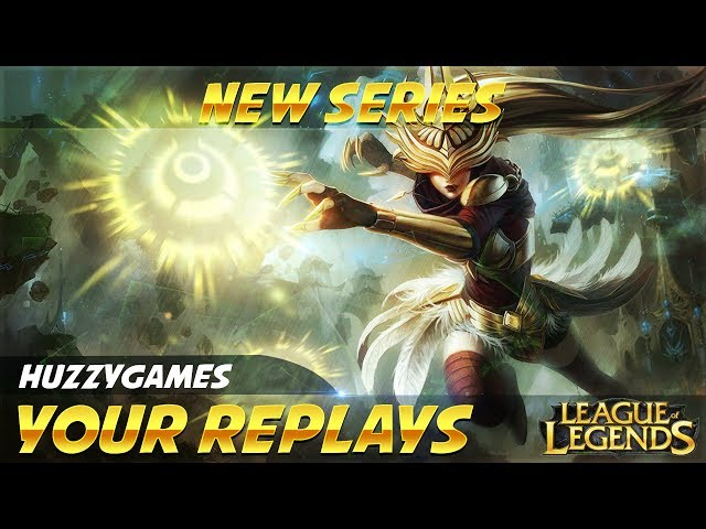 New Series - Your Replays | WITH Giveaway