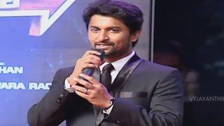 Nani Super Funny Speech - Yevade Subramanyam Audio Launch Live