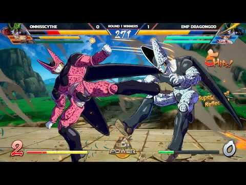 NLBC Summit of Power Qualifier - Dragon Ball FighterZ - Tournament Play 1 [1080p/60fps]