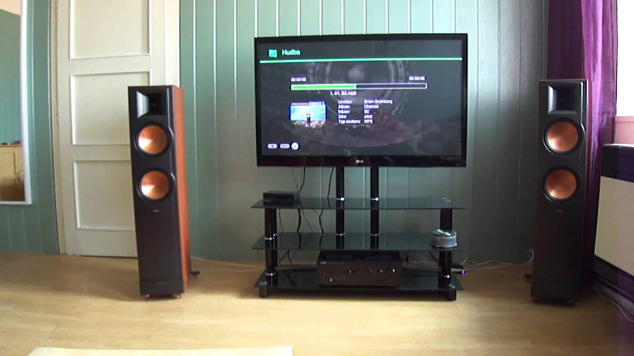 klipsch rf 82 ii youtube. Black Bedroom Furniture Sets. Home Design Ideas