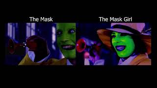 The Mask Returns(Remake Compilation)The Mask and The Mask Girl