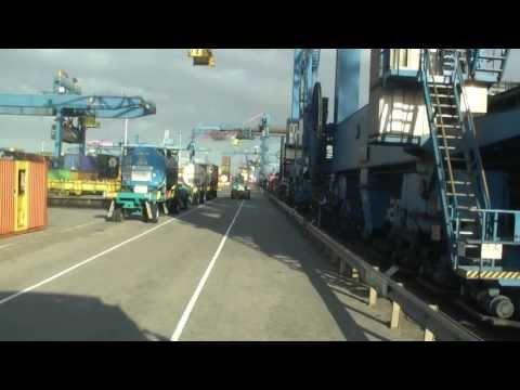 Container Trucking in the Port of Rotterdam (Part 2)
