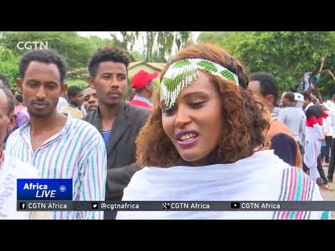 Ethiopia's Oromo community observes peaceful thanksgiving