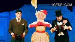 "Festival Còmic 2012 - Licedei Teatre, ""Blue Canary""."